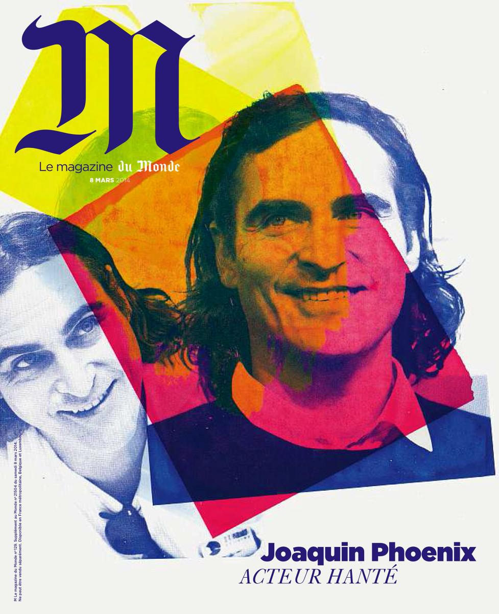 "Kate Gibb / Editorial / Le Monde - Joaquin Phoenix<span class=""slide_numbers""><span class=""slide_number"">4</span>/5</span>"