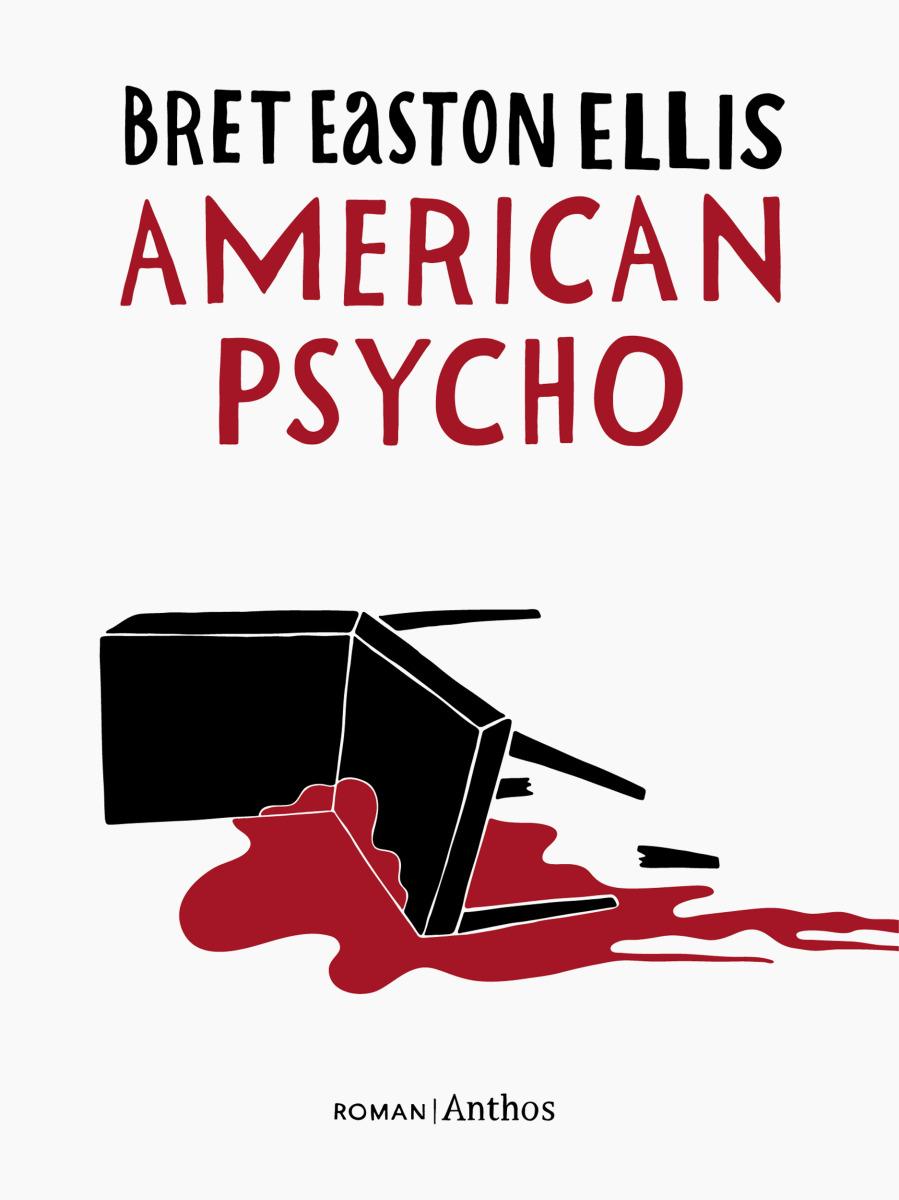 "Parra / Books / Bret Easton Ellis - American Pyscho<span class=""slide_numbers""><span class=""slide_number"">1</span>/1</span>"