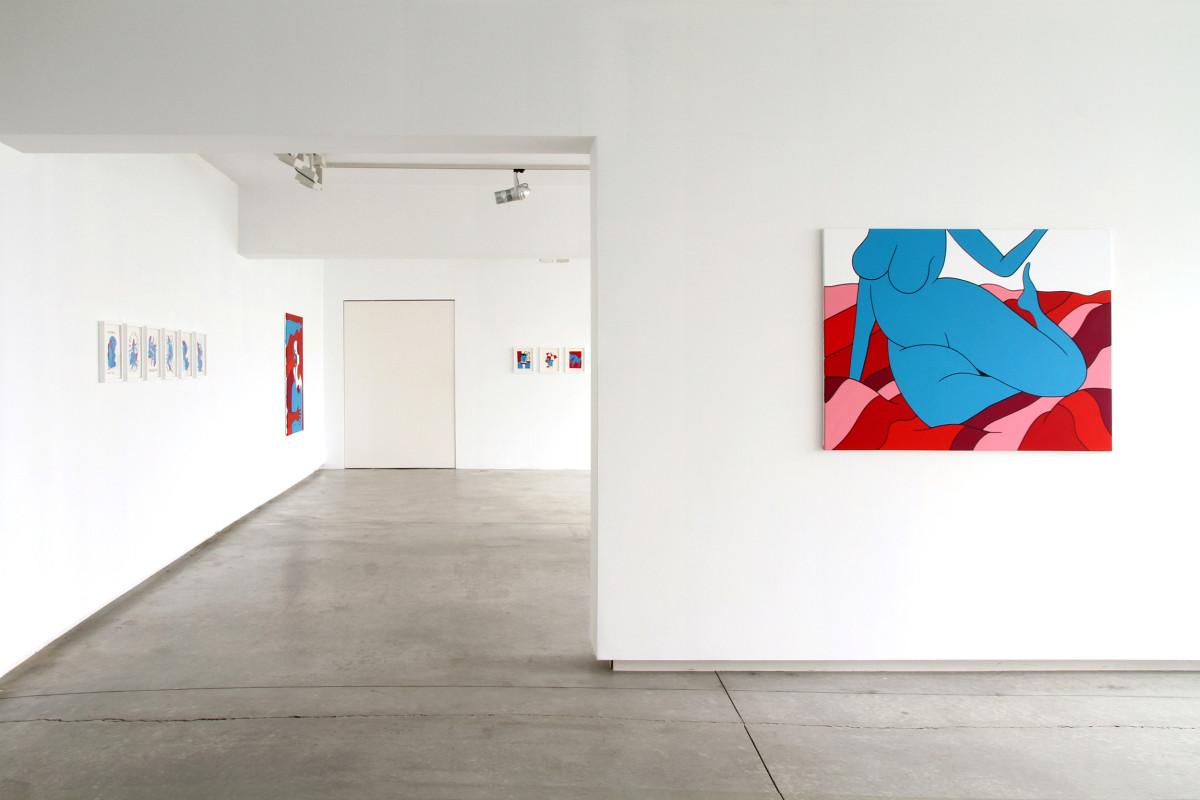 """Parra / Exhibition / Salut<span class=""""slide_numbers""""><span class=""""slide_number"""">3</span>/19</span>"""