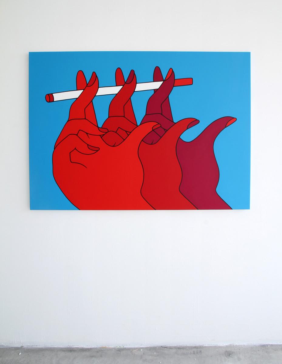 """Parra / Exhibition / Salut<span class=""""slide_numbers""""><span class=""""slide_number"""">7</span>/19</span>"""