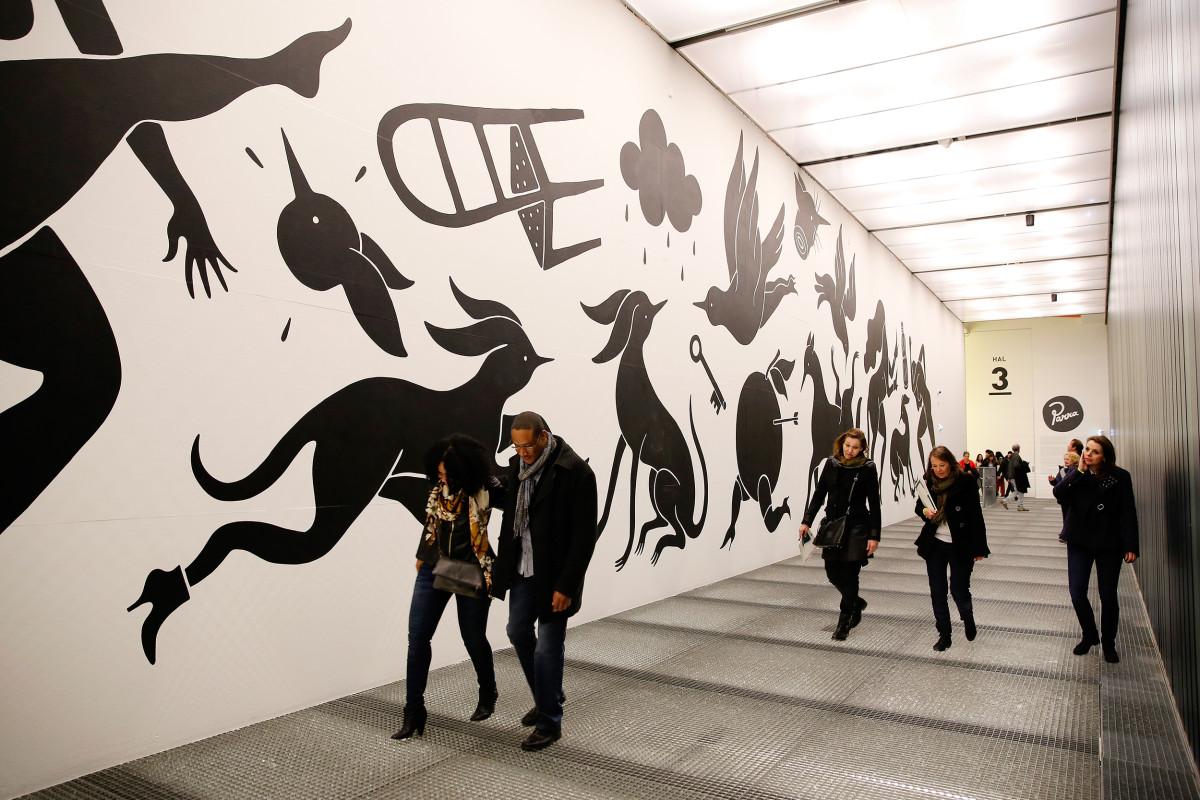 "Parra / Exhibition / Kunsthal Rotterdam<span class=""slide_numbers""><span class=""slide_number"">1</span>/8</span>"