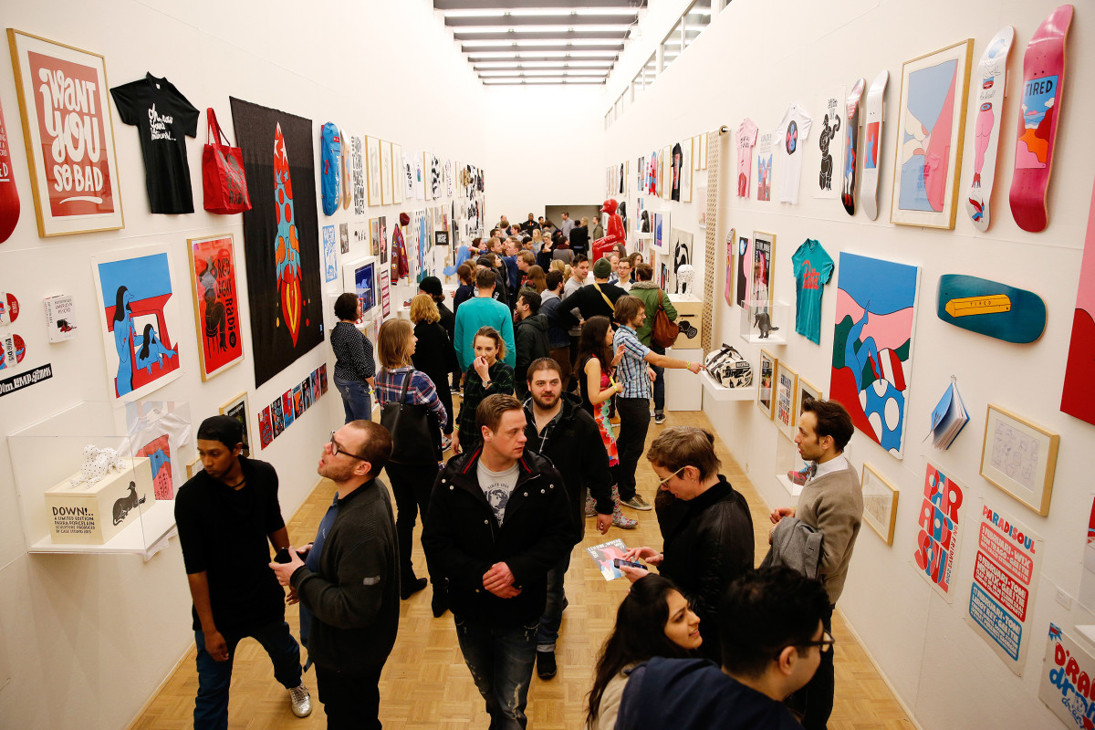 "Parra / Exhibition / Kunsthal Rotterdam<span class=""slide_numbers""><span class=""slide_number"">7</span>/8</span>"