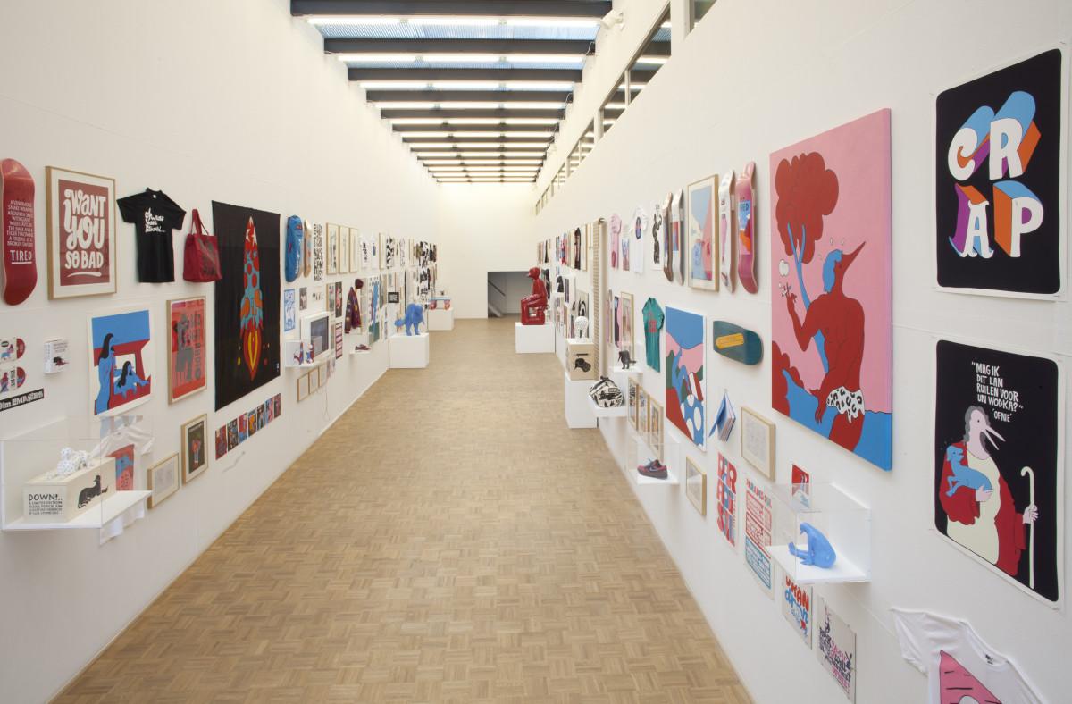 "Parra / Exhibition / Kunsthal Rotterdam<span class=""slide_numbers""><span class=""slide_number"">4</span>/8</span>"