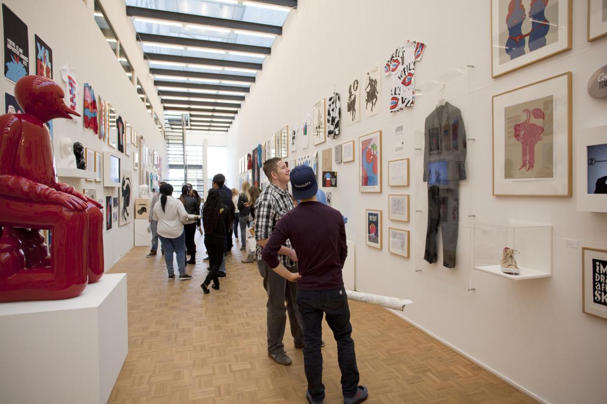 "Parra / Exhibition / Kunsthal Rotterdam<span class=""slide_numbers""><span class=""slide_number"">3</span>/8</span>"
