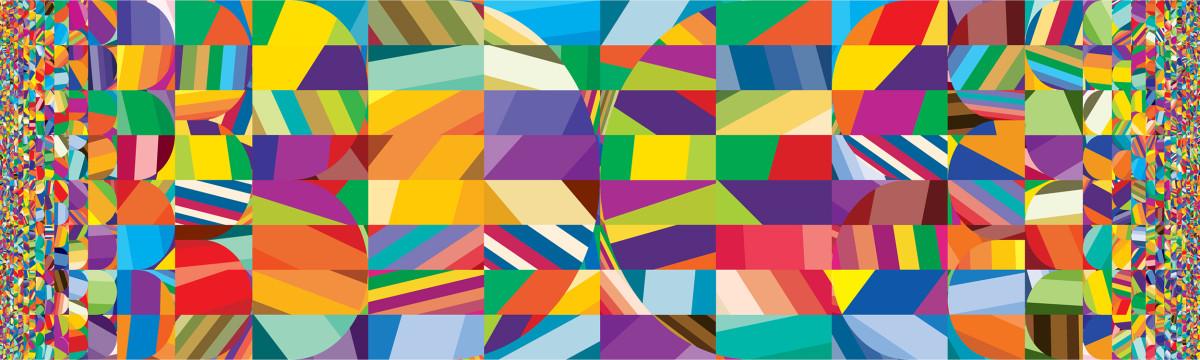 """Siggi Eggertsson / Mural / Dolby HQ Mural<span class=""""slide_numbers""""><span class=""""slide_number"""">3</span>/5</span>"""