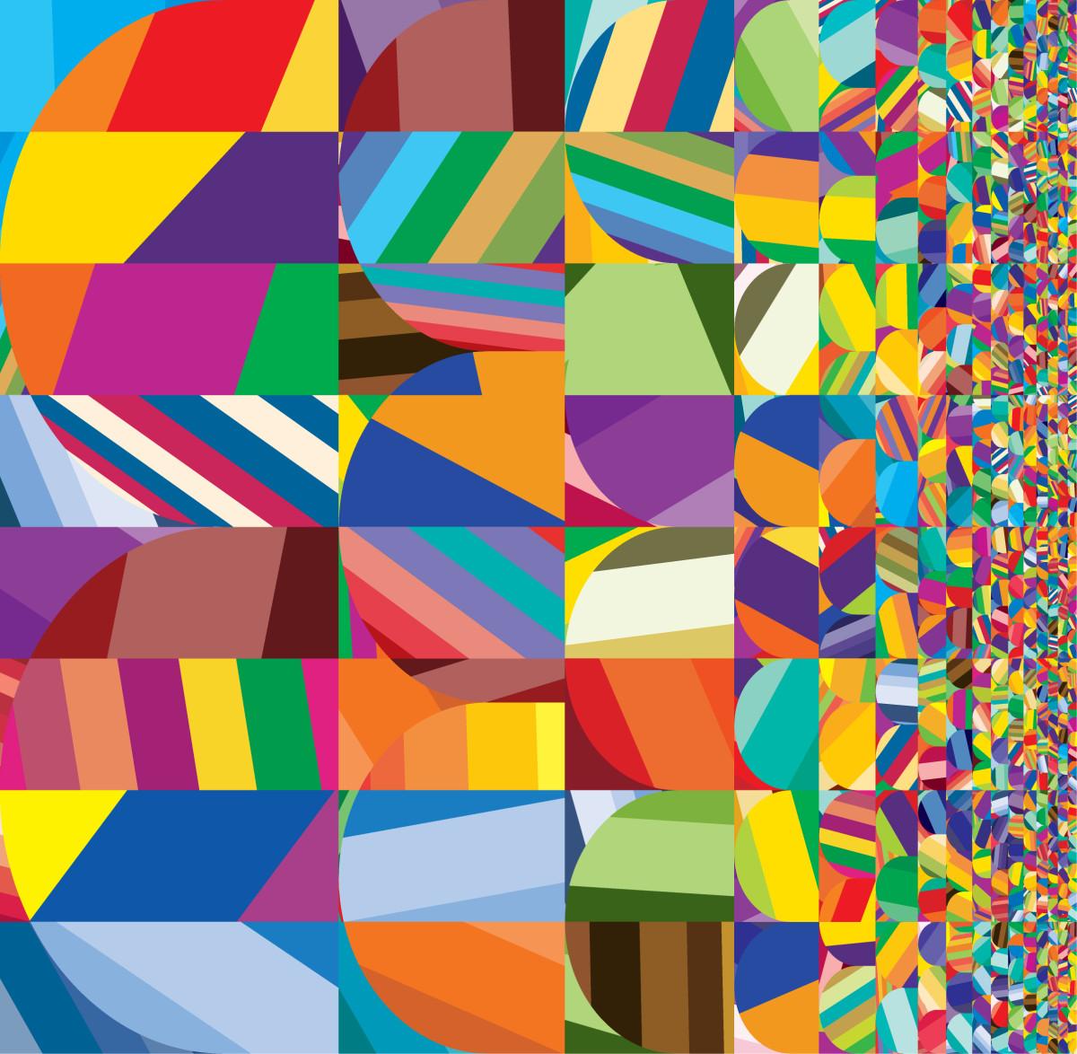 """Siggi Eggertsson / Mural / Dolby HQ Mural<span class=""""slide_numbers""""><span class=""""slide_number"""">4</span>/5</span>"""
