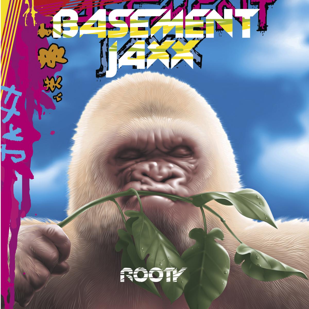 """Basement Jaxx - Rooty / Basement Jaxx - Rooty / Basement Jaxx - Rooty<span class=""""slide_numbers""""><span class=""""slide_number"""">1</span>/2</span>"""