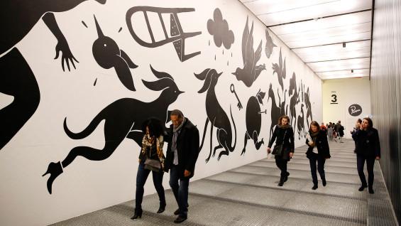 Parra Retrospective � Kunsthal Rotterdam