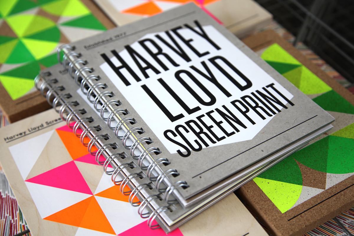 "Anthony Burrill / Commercial Work / Harvey Lloyd<span class=""slide_numbers""><span class=""slide_number"">1</span>/7</span>"