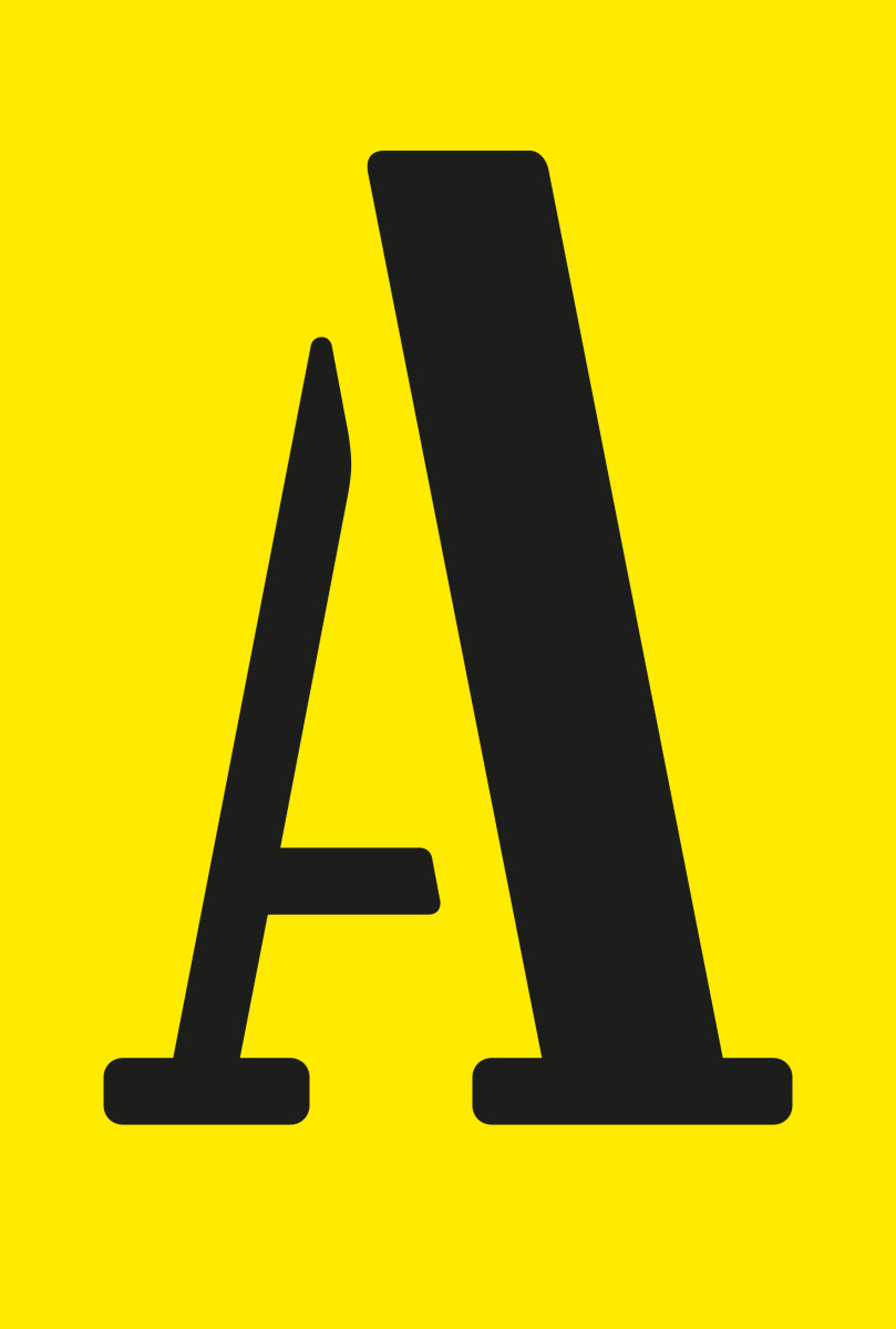 "Anthony Burrill / Commercial Work / Lisbon Font<span class=""slide_numbers""><span class=""slide_number"">1</span>/5</span>"