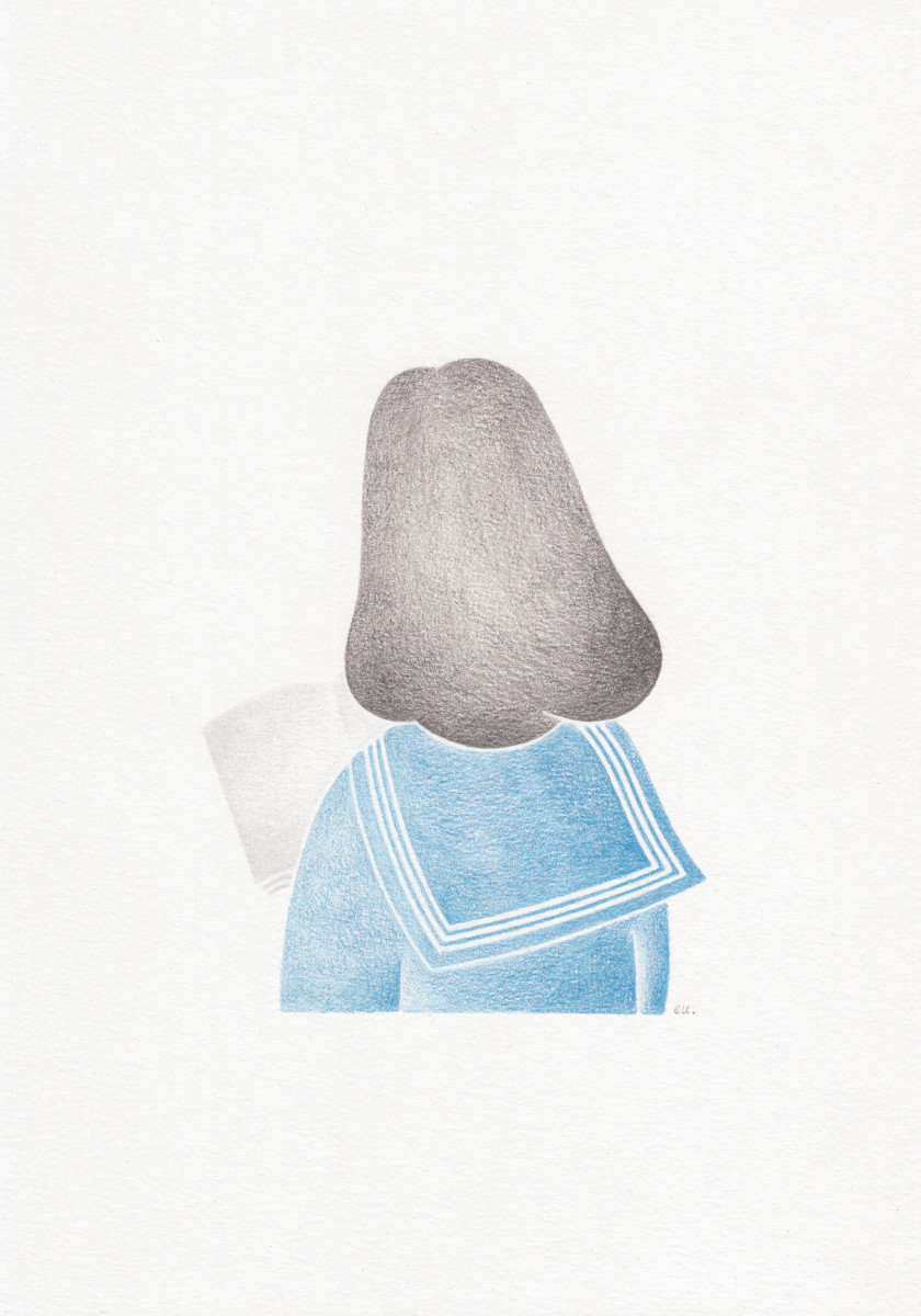 "Emi Ueoka / Exhibitions / 36 Drawings<span class=""slide_numbers""><span class=""slide_number"">1</span>/4</span>"
