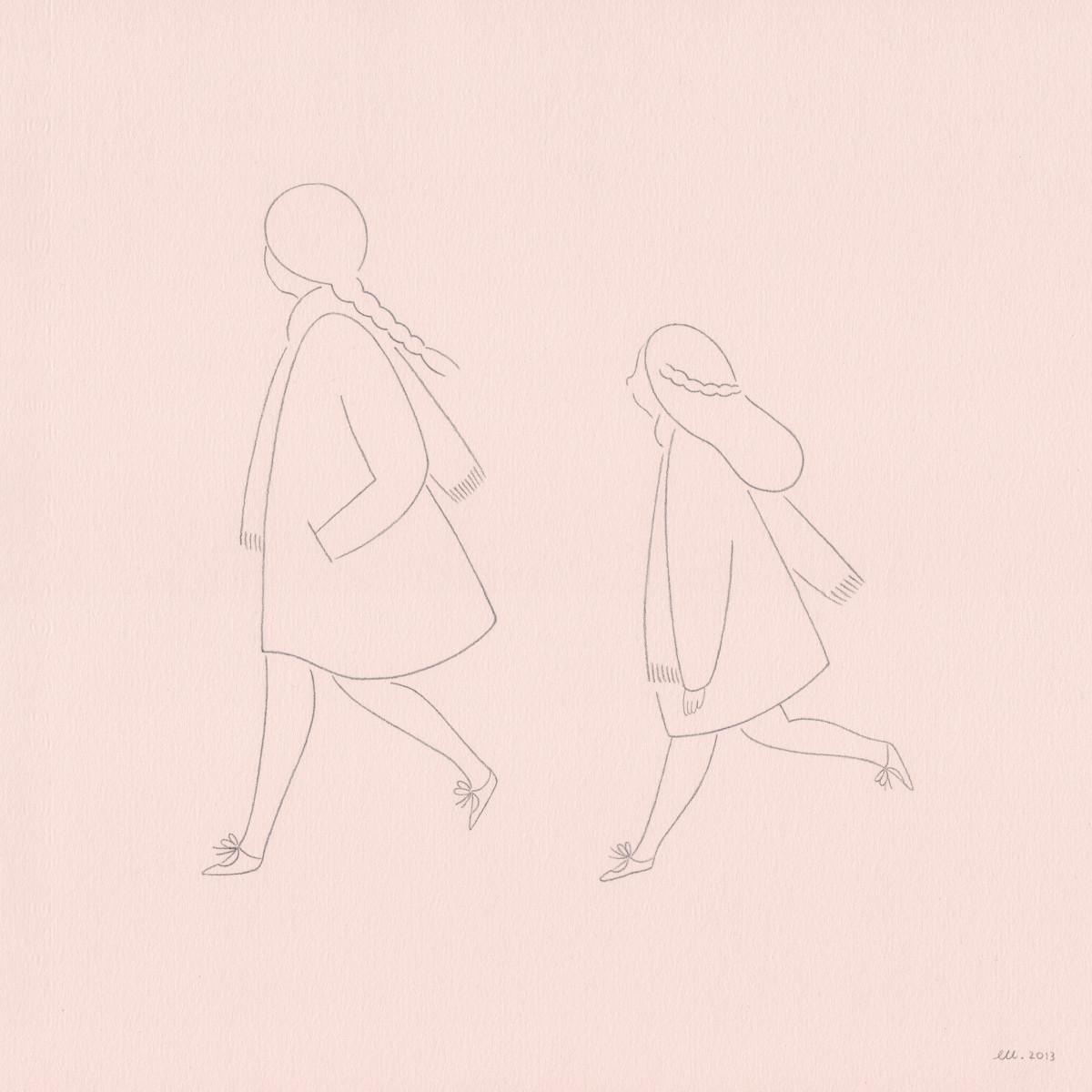 "Emi Ueoka / Exhibitions / 36 Drawings<span class=""slide_numbers""><span class=""slide_number"">2</span>/4</span>"