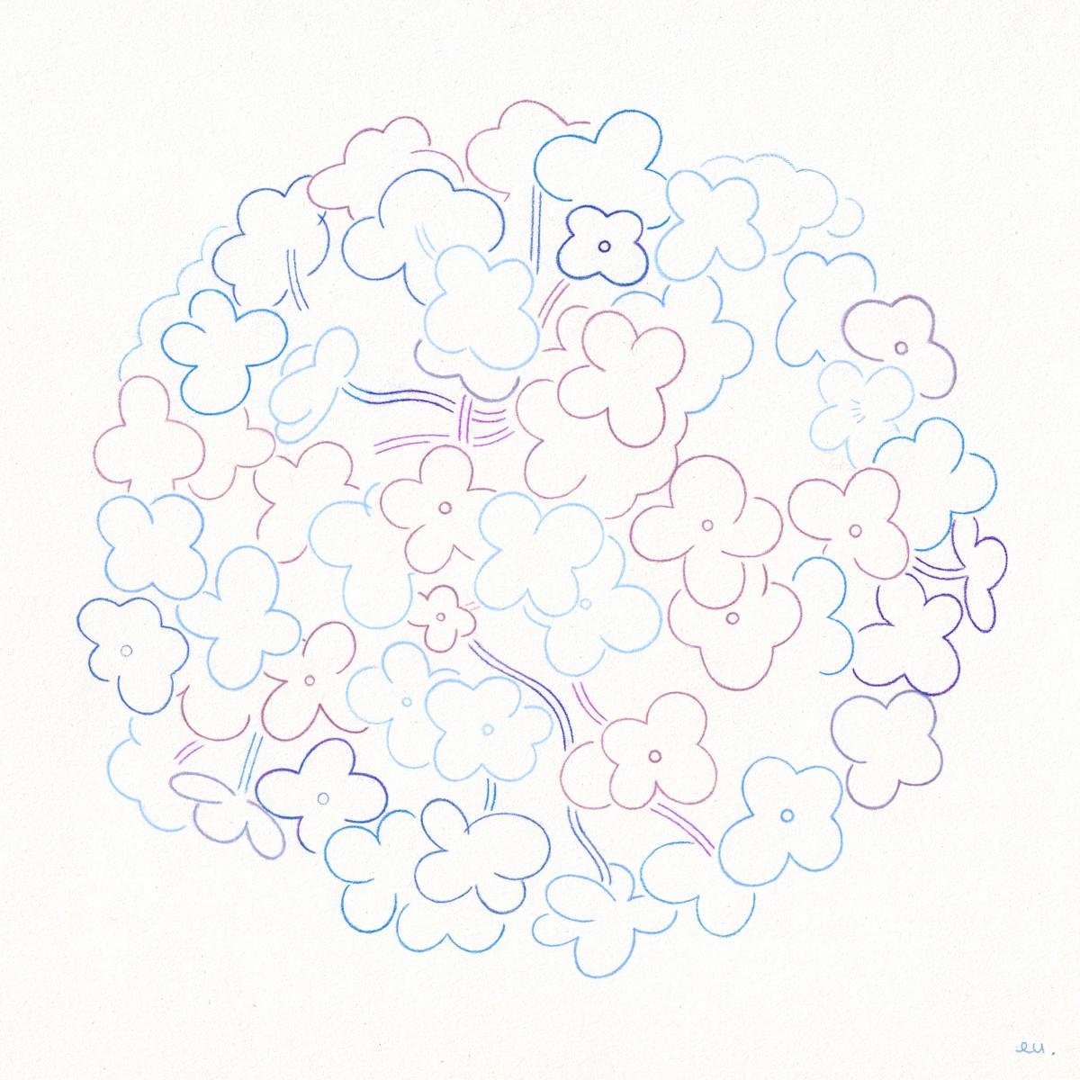 "Emi Ueoka / Personal Work / Botanical<span class=""slide_numbers""><span class=""slide_number"">4</span>/5</span>"
