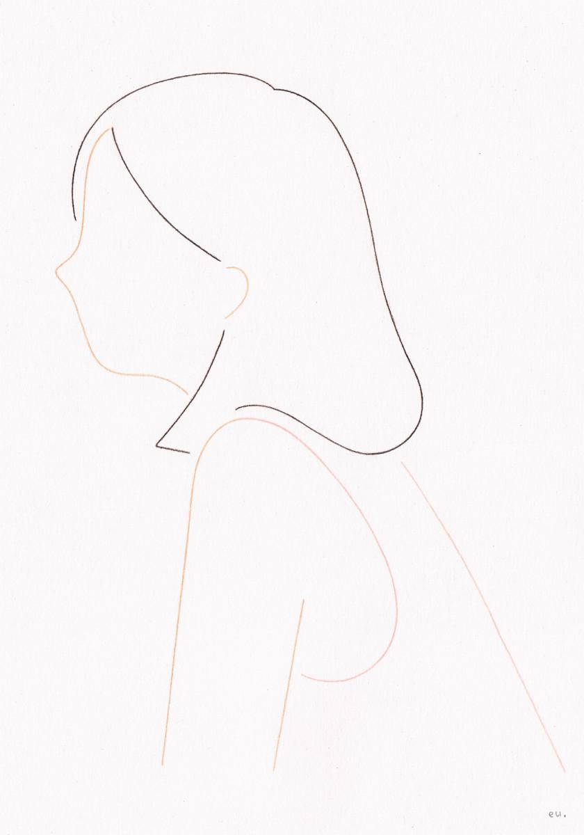 "Emi Ueoka / Personal Work / Girls II<span class=""slide_numbers""><span class=""slide_number"">2</span>/5</span>"