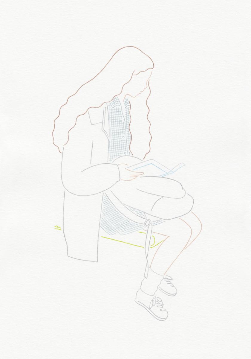 "Emi Ueoka / Personal Work / Girls II<span class=""slide_numbers""><span class=""slide_number"">4</span>/5</span>"