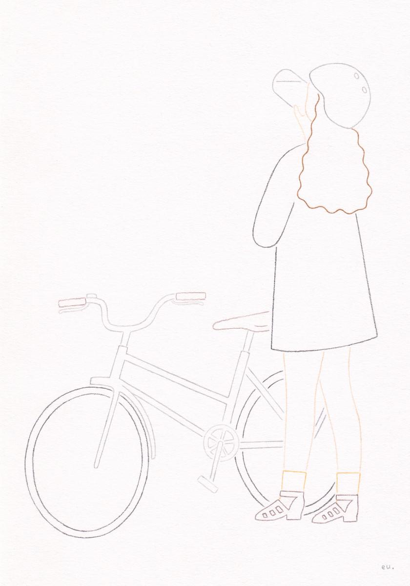 "Emi Ueoka / Personal Work / Girls<span class=""slide_numbers""><span class=""slide_number"">2</span>/5</span>"
