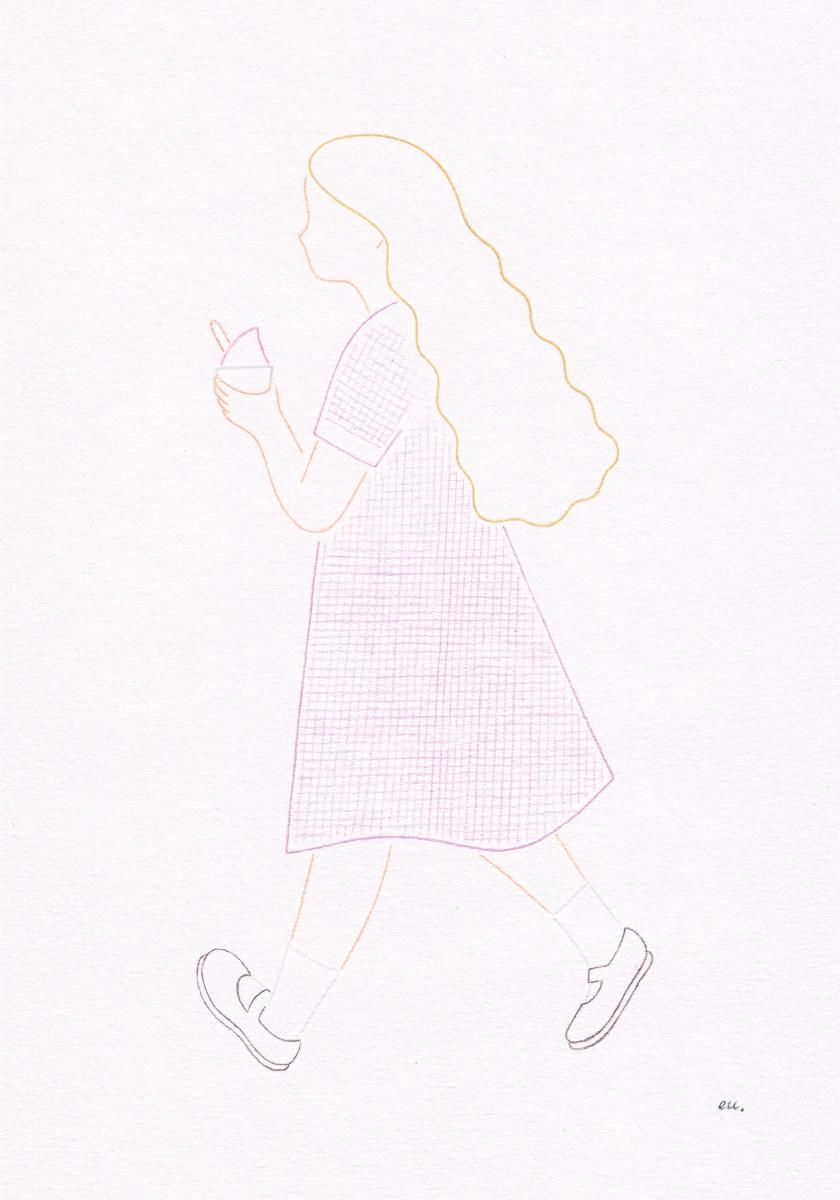 "Emi Ueoka / Personal Work / Girls<span class=""slide_numbers""><span class=""slide_number"">3</span>/5</span>"