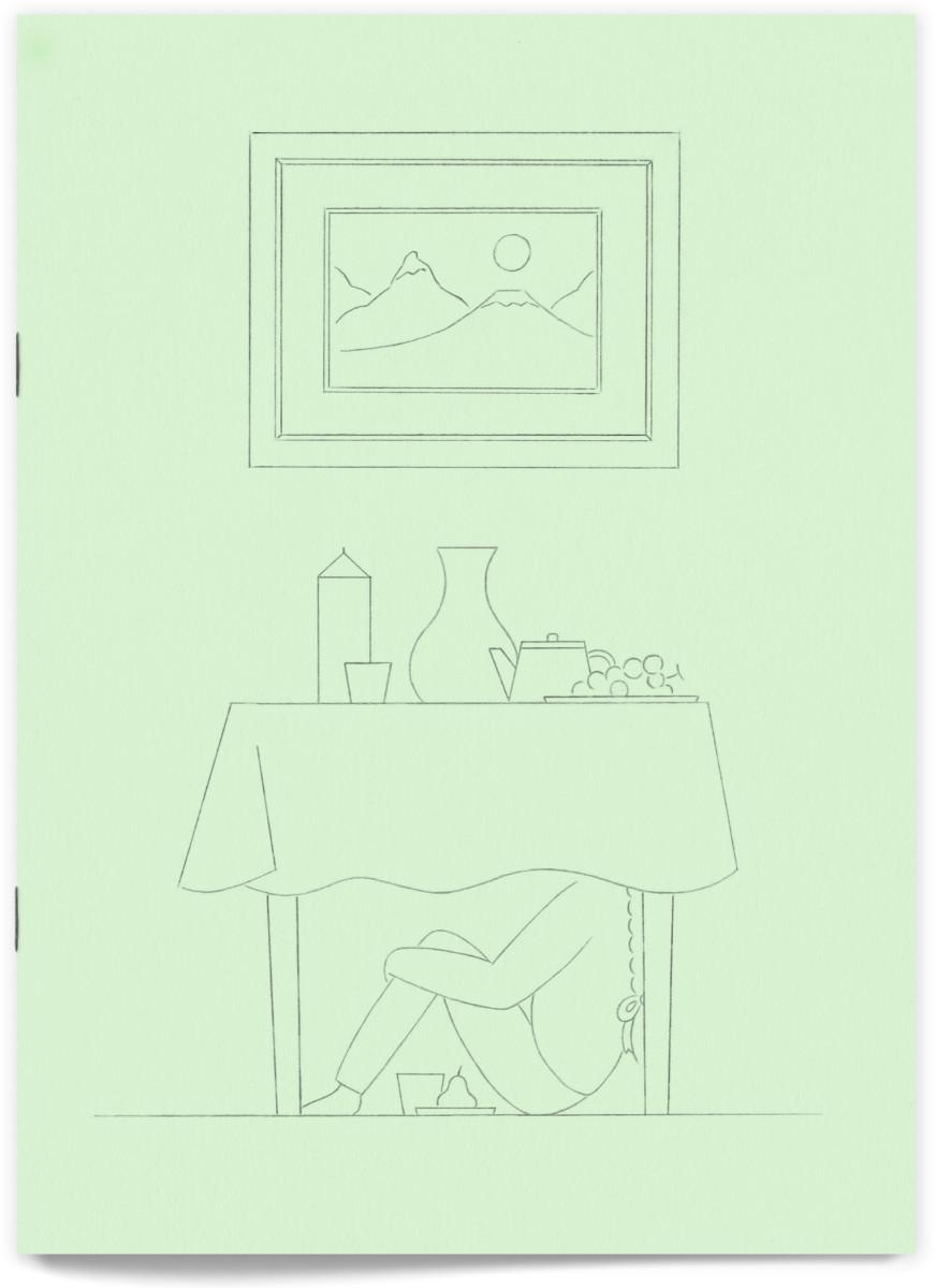 """Emi Ueoka / Product & Licensing / Matterhorn - Nieves Zine<span class=""""slide_numbers""""><span class=""""slide_number"""">1</span>/3</span>"""