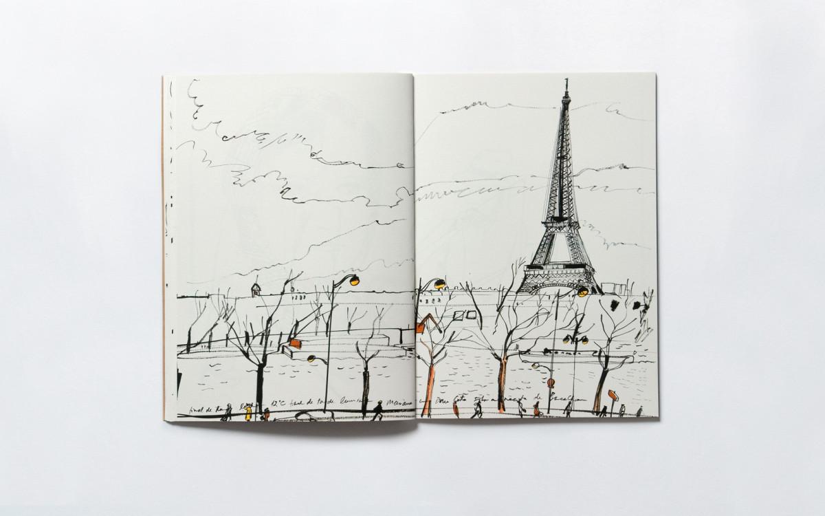 "Filipe Jardim / Fashion Illustration / Hermès Objects<span class=""slide_numbers""><span class=""slide_number"">4</span>/5</span>"