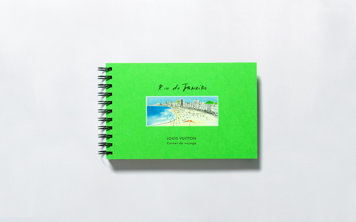 "Filipe Jardim / Commercial Work / Louis Vuitton Carnet<span class=""slide_numbers""><span class=""slide_number"">1</span>/6</span>"