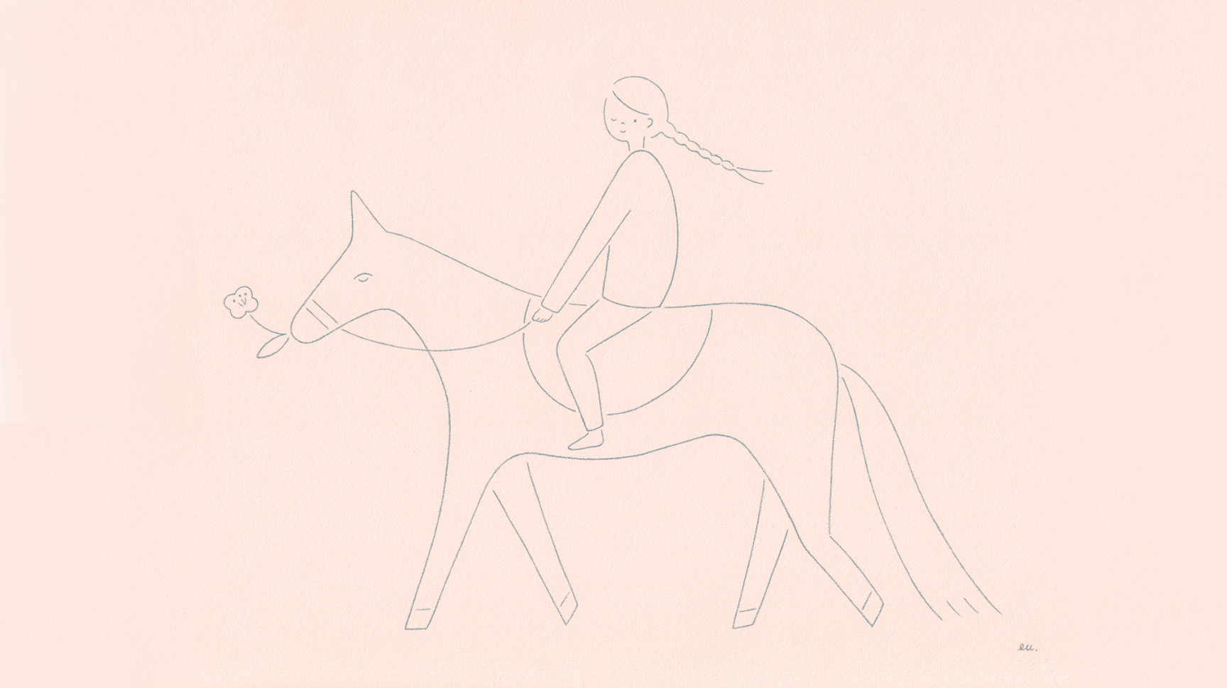 Emi Ueoka<br /><strong>Girl On A Horse</strong>