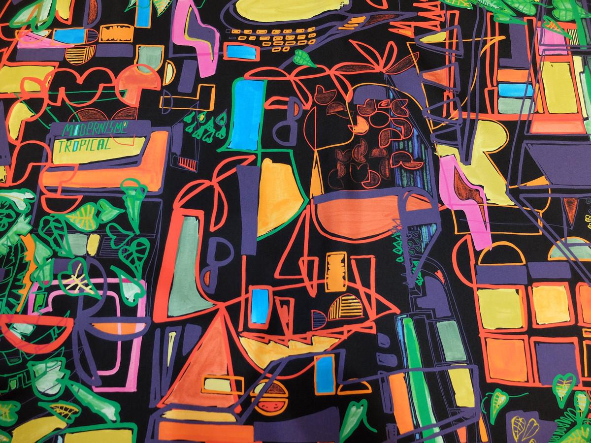 "Filipe Jardim / Commercial Work / Hermès Modernisme Tropical<span class=""slide_numbers""><span class=""slide_number"">10</span>/17</span>"