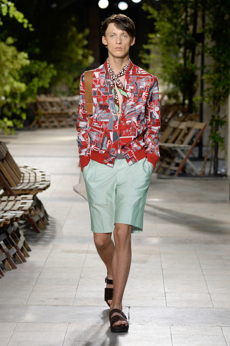 "Filipe Jardim / Commercial Work / Hermès Modernisme Tropical<span class=""slide_numbers""><span class=""slide_number"">1</span>/17</span>"