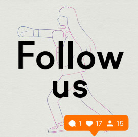 Follow, Like, Comment, Repost