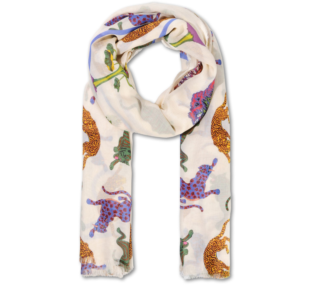 "Will Sweeney / Product & Licensing / Stella McCartney Scarf<span class=""slide_numbers""><span class=""slide_number"">1</span>/3</span>"