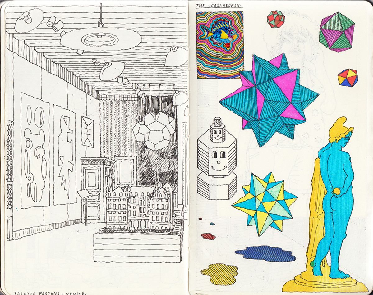 "Jim Stoten / Personal Work / Sketchbook 1<span class=""slide_numbers""><span class=""slide_number"">17</span>/19</span>"