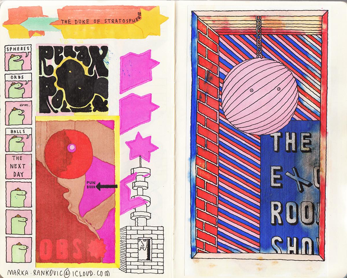 "Jim Stoten / Personal Work / Sketchbook 1<span class=""slide_numbers""><span class=""slide_number"">10</span>/19</span>"
