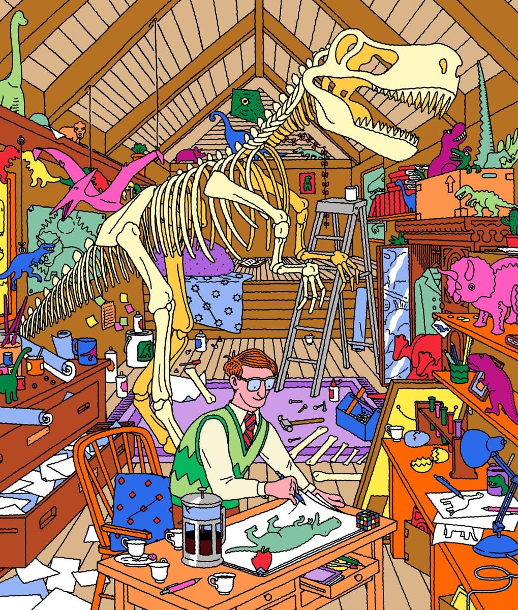 "Jim Stoten / Editorial / The Guardian - Dinosaur<span class=""slide_numbers""><span class=""slide_number"">1</span>/1</span>"