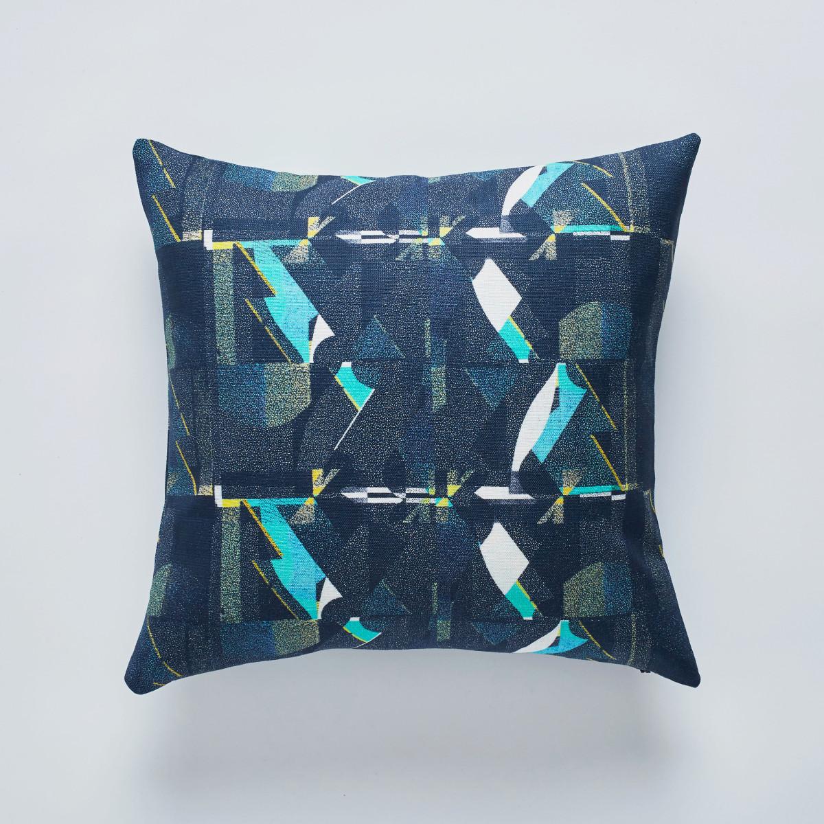 """Kate Gibb / Commercial Work / 'Flock' Textiles<span class=""""slide_numbers""""><span class=""""slide_number"""">8</span>/11</span>"""