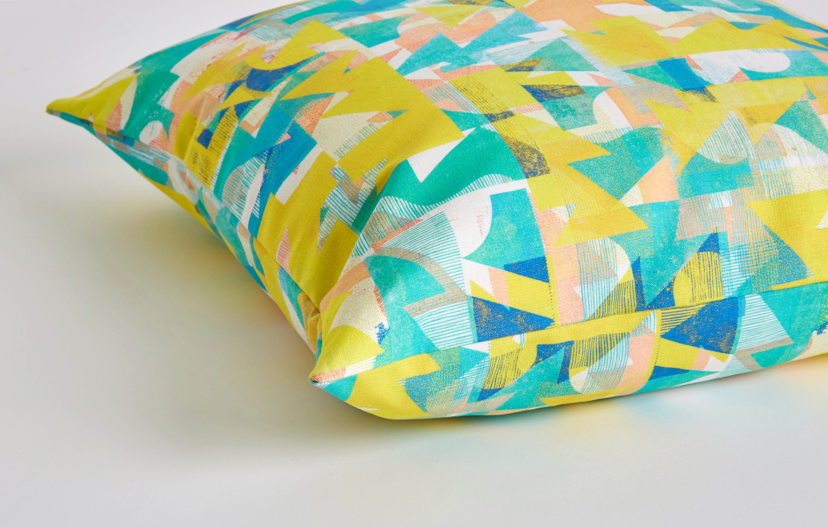 """Kate Gibb / Commercial Work / 'Flock' Textiles<span class=""""slide_numbers""""><span class=""""slide_number"""">10</span>/11</span>"""