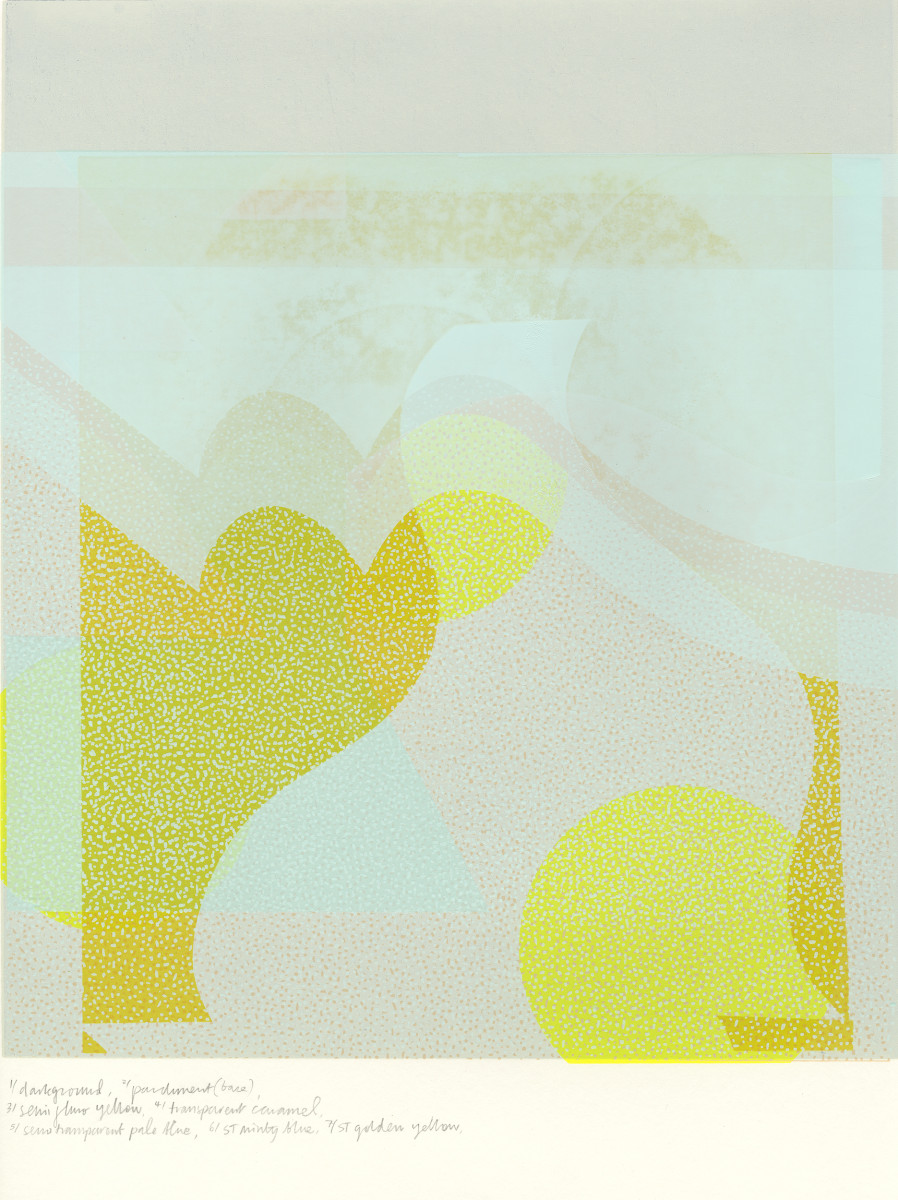 "Kate Gibb / Test Prints / One Of A Kind<span class=""slide_numbers""><span class=""slide_number"">2</span>/8</span>"