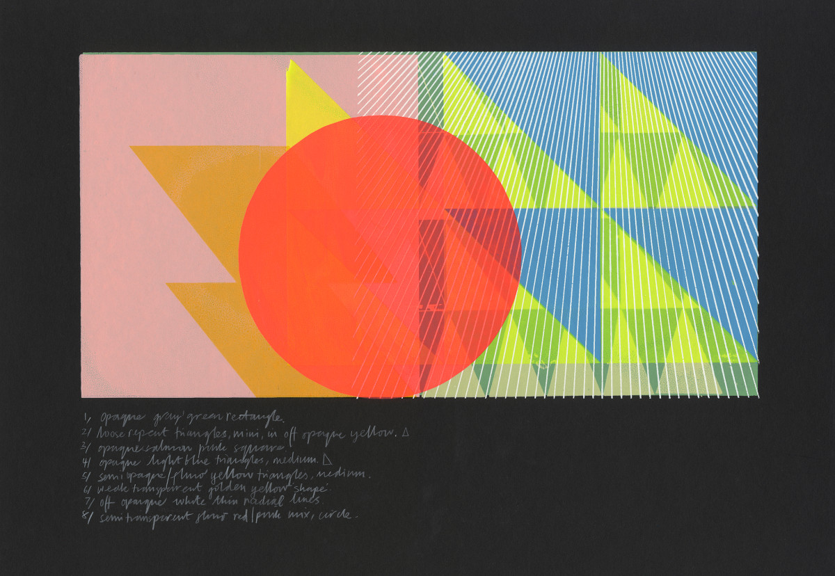 """Kate Gibb / Test Prints / One Of A Kind<span class=""""slide_numbers""""><span class=""""slide_number"""">5</span>/8</span>"""