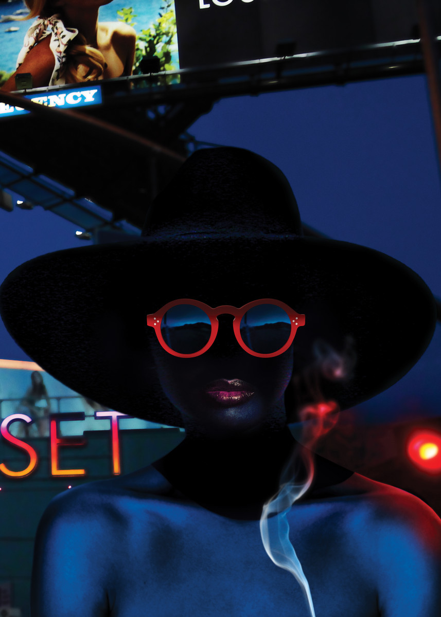 "Mat Maitland / Editorial / Please Magazine - Sunglasses<span class=""slide_numbers""><span class=""slide_number"">5</span>/9</span>"