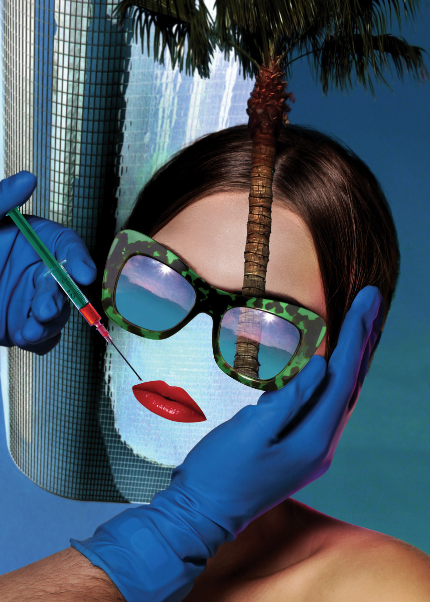 "Mat Maitland / Editorial / Please Magazine - Sunglasses<span class=""slide_numbers""><span class=""slide_number"">3</span>/9</span>"
