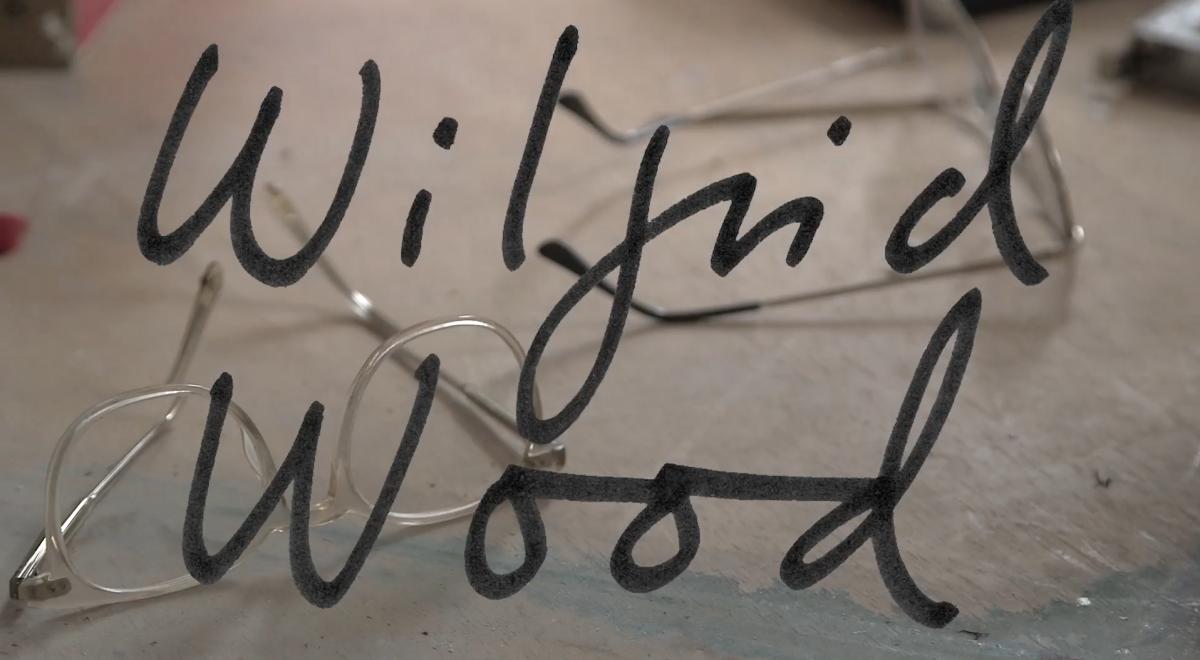 """Wilfrid Wood / Short Film / Wilfrid Wood<span class=""""slide_numbers""""><span class=""""slide_number"""">1</span>/1</span>"""