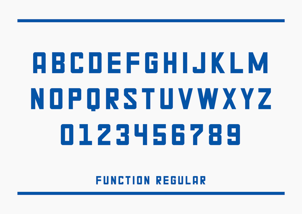 """Anthony Burrill / Commercial Work / Function Typeface<span class=""""slide_numbers""""><span class=""""slide_number"""">17</span>/17</span>"""