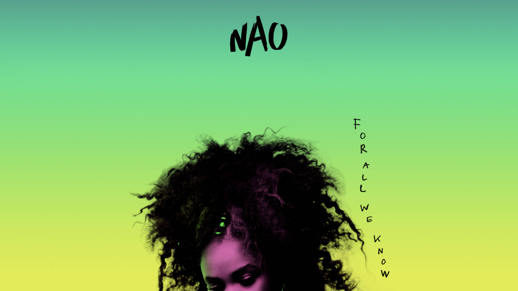 Art Direction & Design / Music<br /><strong>NAO</strong>