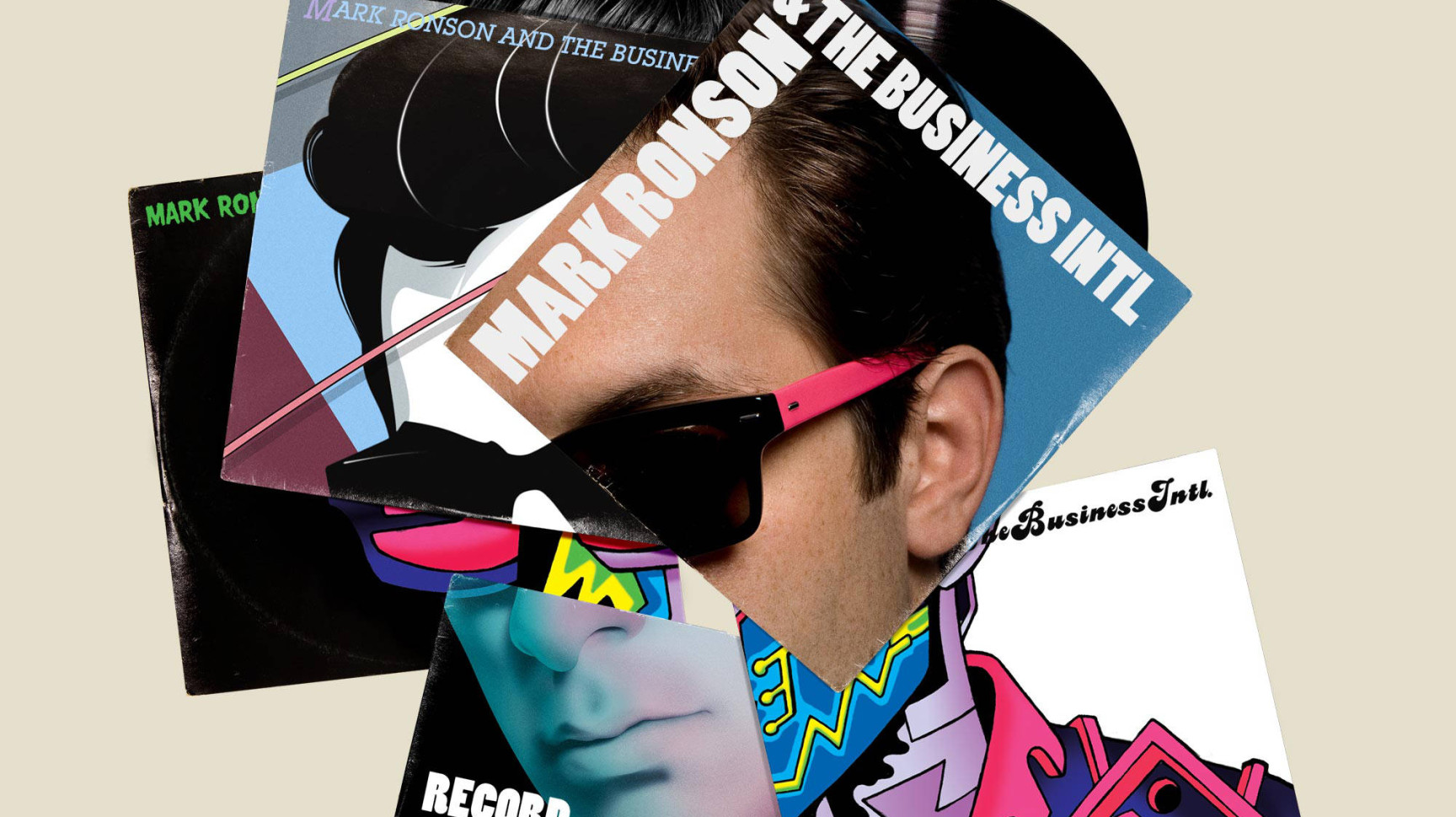 Art Direction & Design / Music<br /><strong>Mark Ronson</strong>