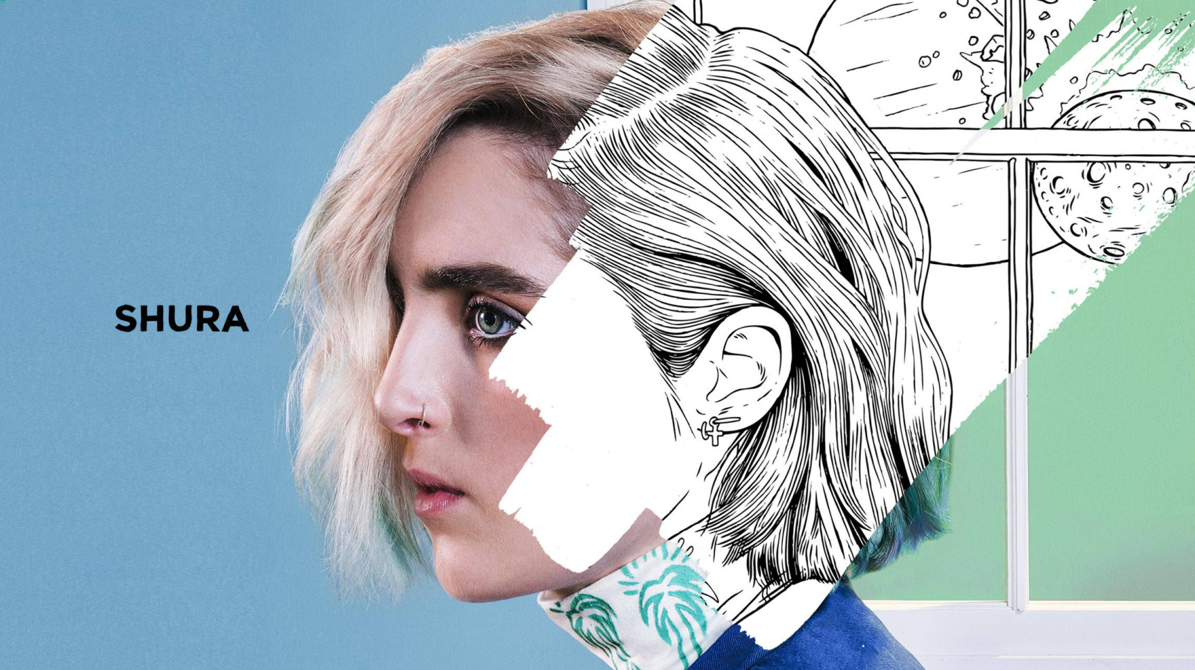 Art Direction & Design / Music<br /><strong>Shura</strong>