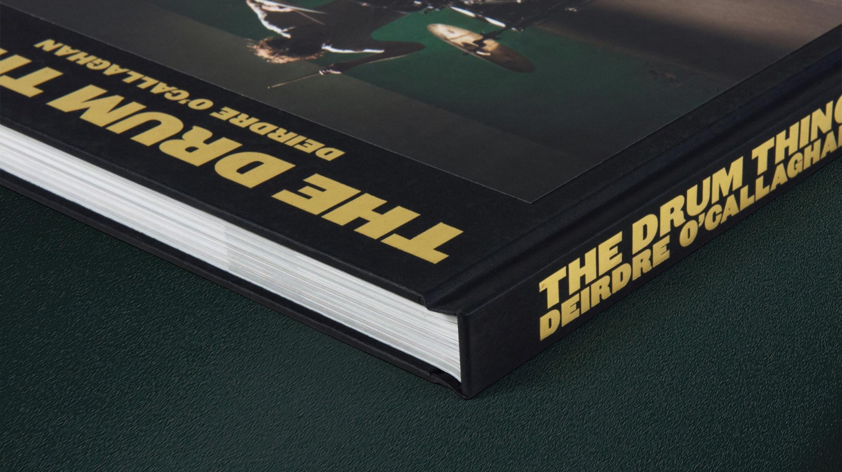 Brand identity / Book Design<br /><strong>The Drum Thing</strong>